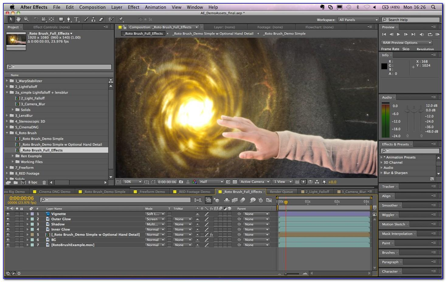 After Effect Cs4 Template Free Download