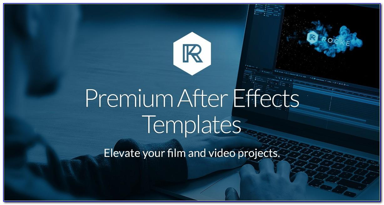 After Effects Photo Templates