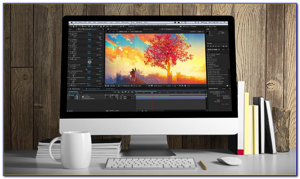 After Effects Template Photo Slideshow Free