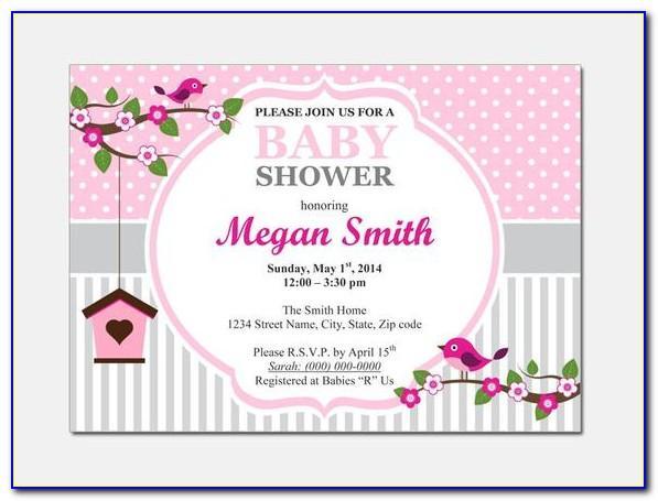 Baby Shower Invitations Evite Free