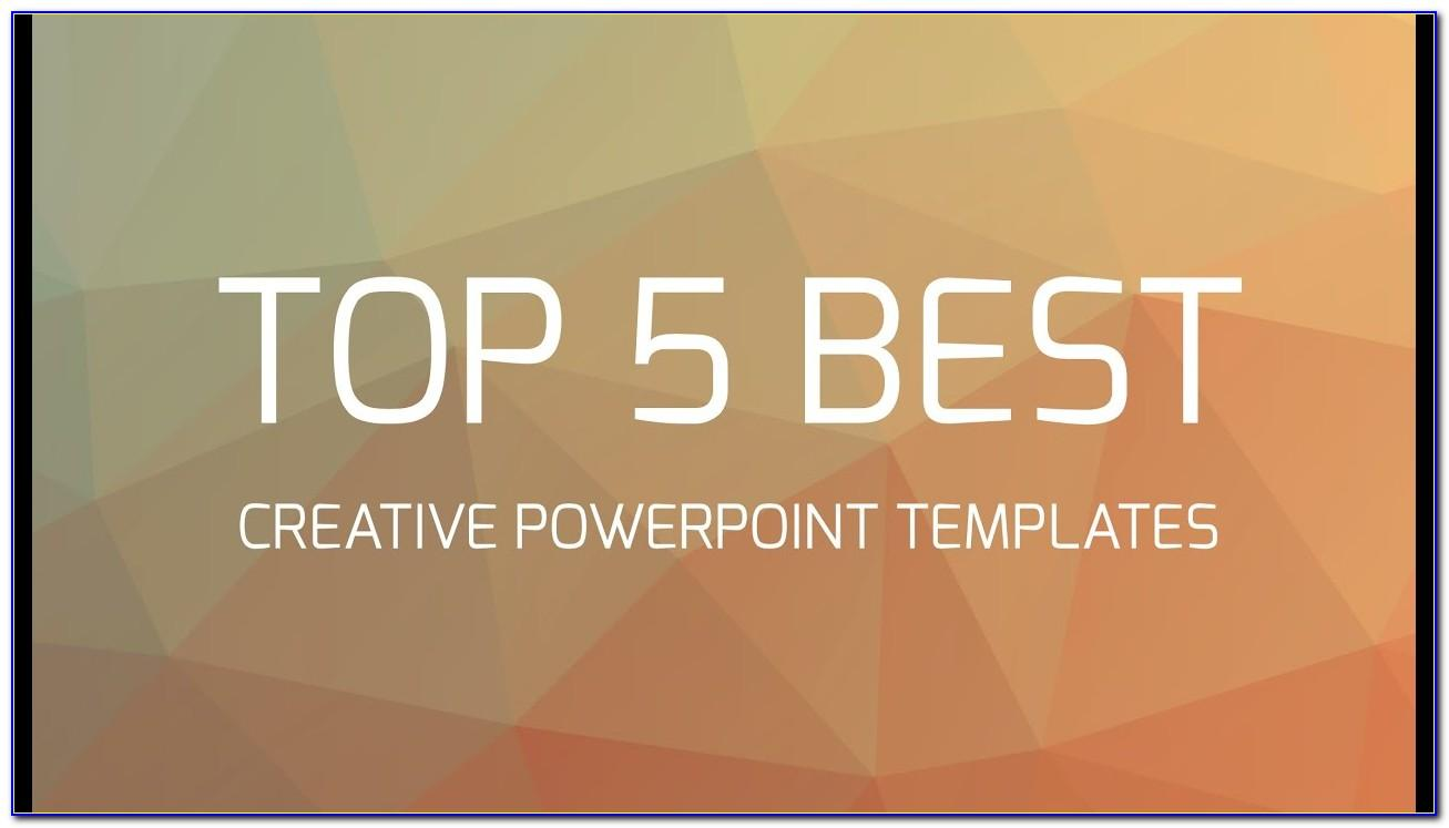 Best Powerpoint Template For Lectures