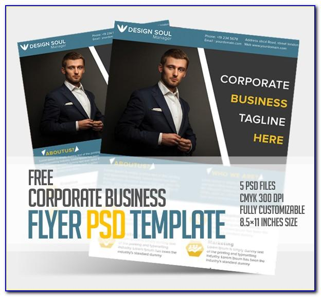 Business Brochure Templates Free Download For Word