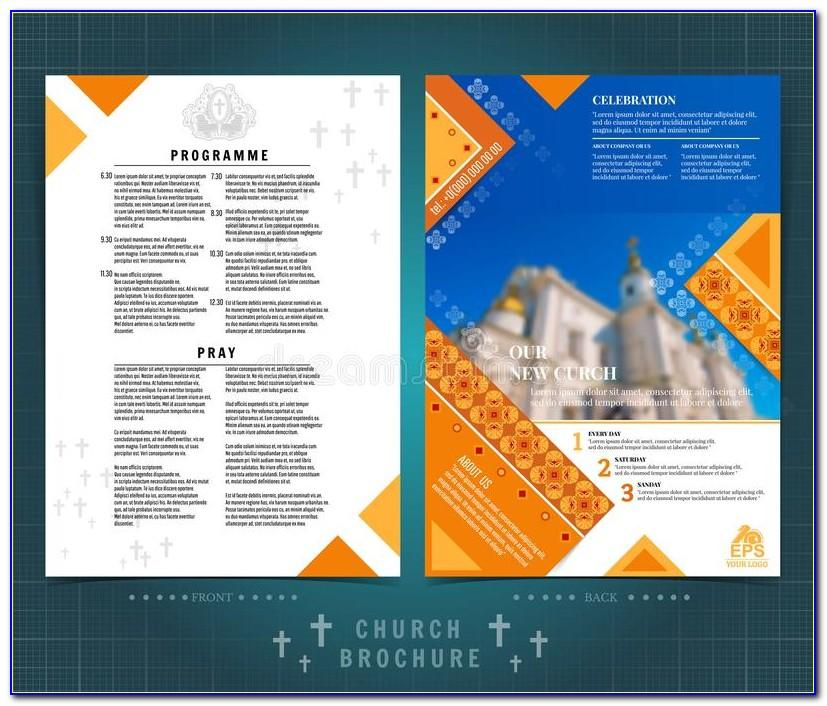 Church Tracts Templates
