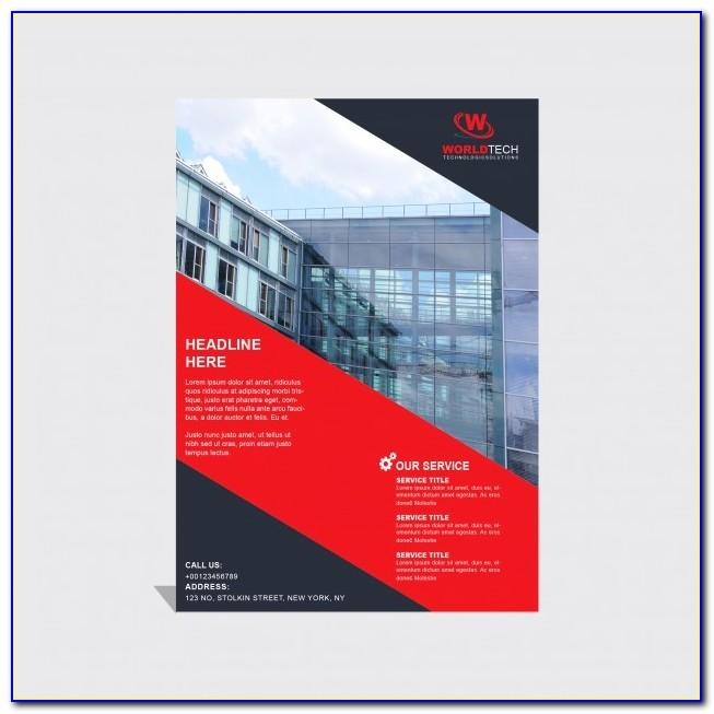 Corporate Business Brochure Templates Free Download