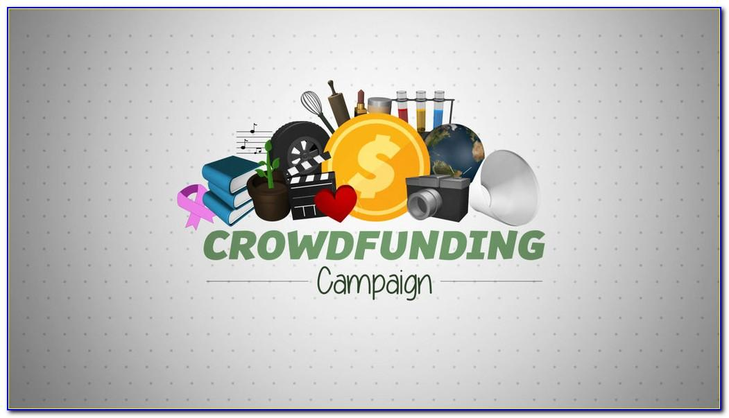 Crowdfunding Video Template After Effects