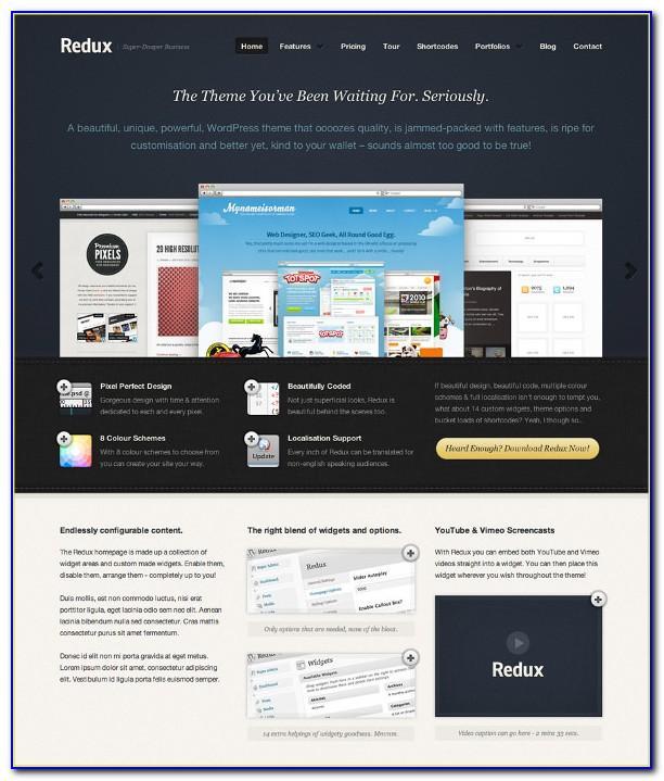 Dreamweaver Website Template Free Download