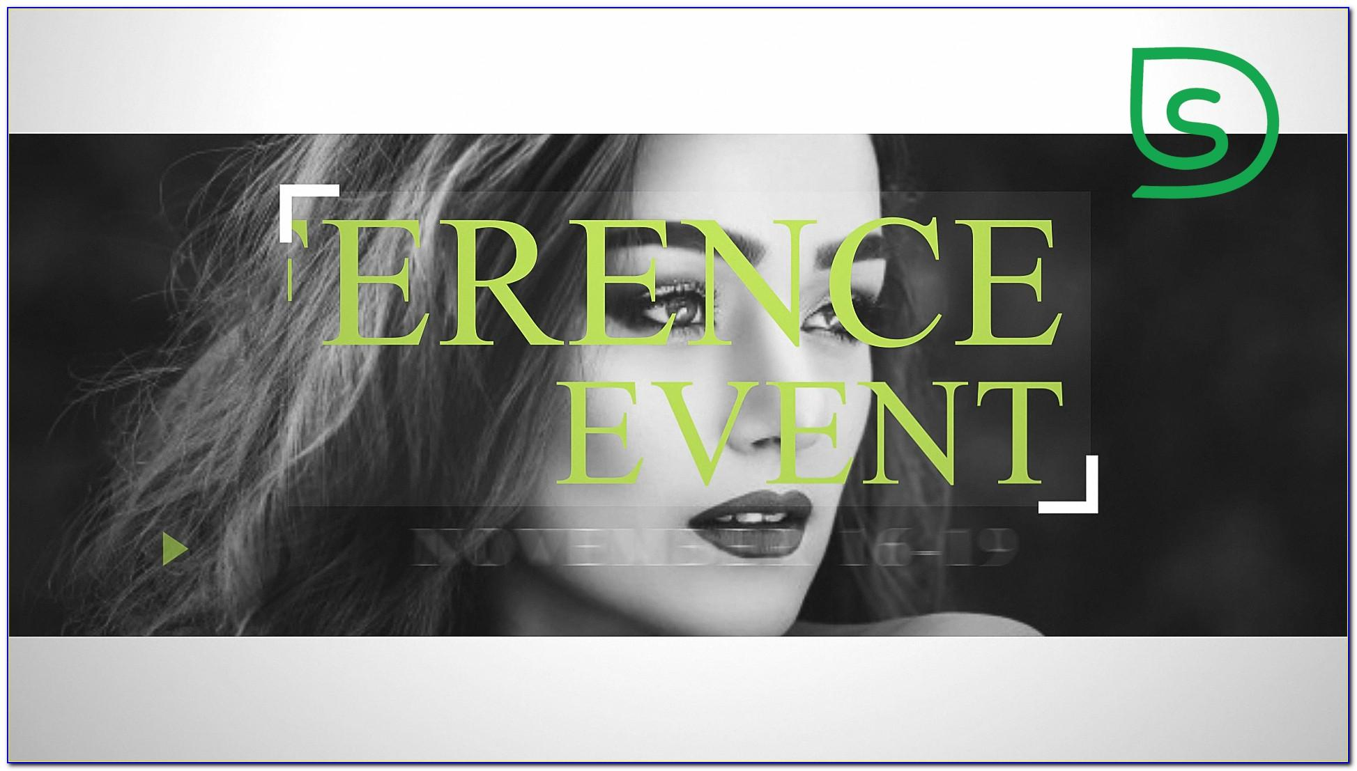 Event Promo Template Free