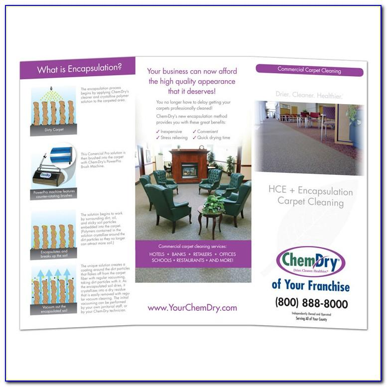 Franchise Brochure Templates