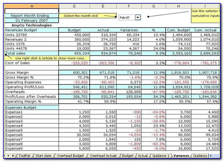 Free Accounting Spreadsheet Templates For Small Business India
