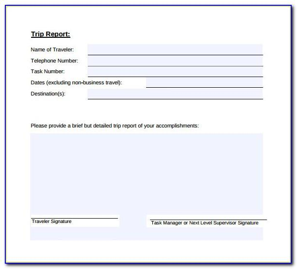 Free Business Report Templates Download