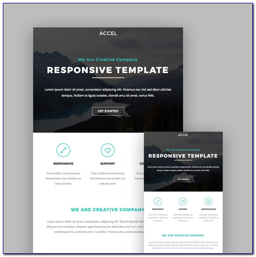 Free Email Templates For Mailchimp