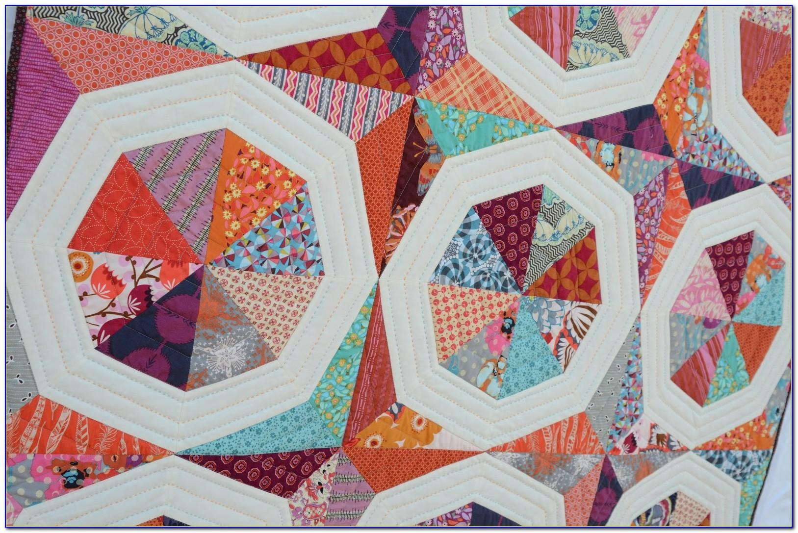 Free Octagon Quilt Template