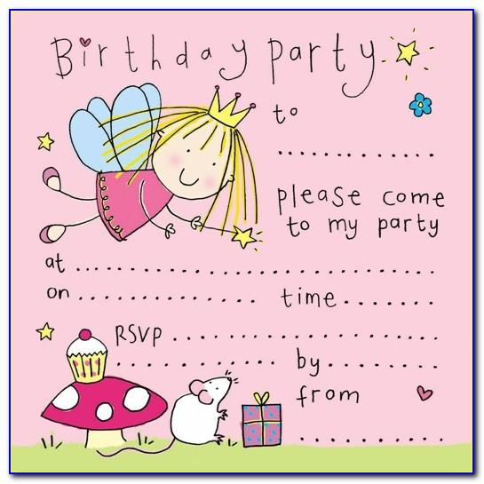 Free Printable Birthday Invitation Templates Boy