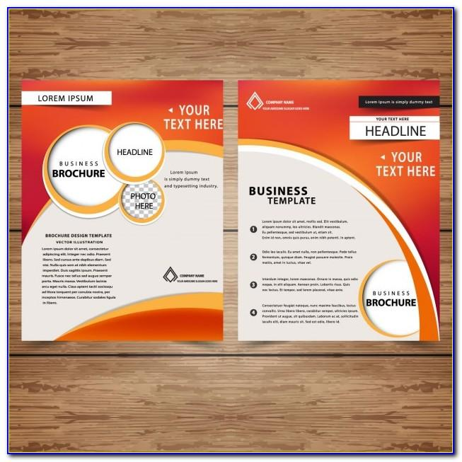Free Professional Brochure Templates Download