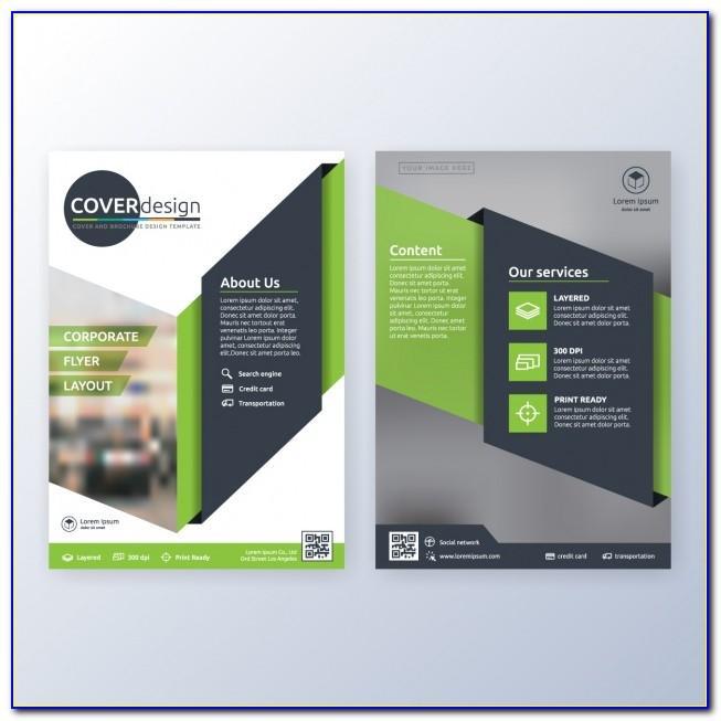 Free Professional Tri Fold Brochure Templates