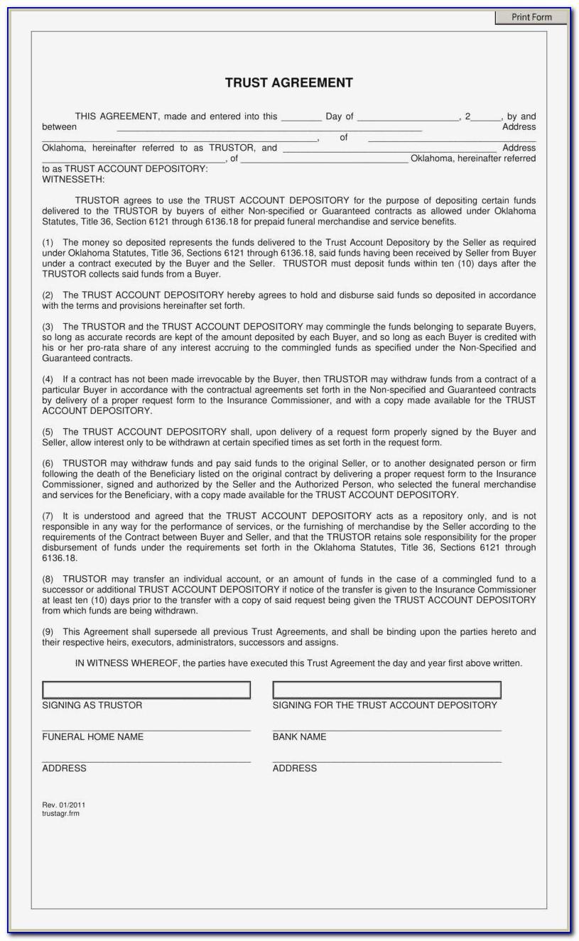 Free Subcontractor Agreement Template Word Australia