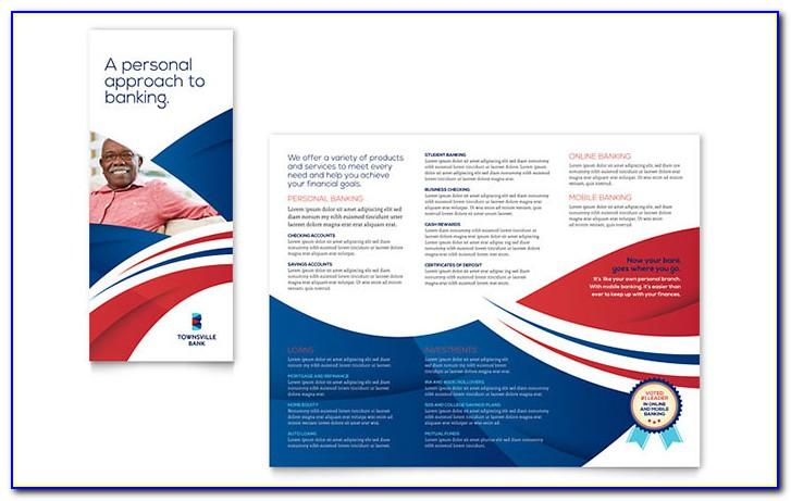 Free Tri Fold Brochure Templates Psd Download