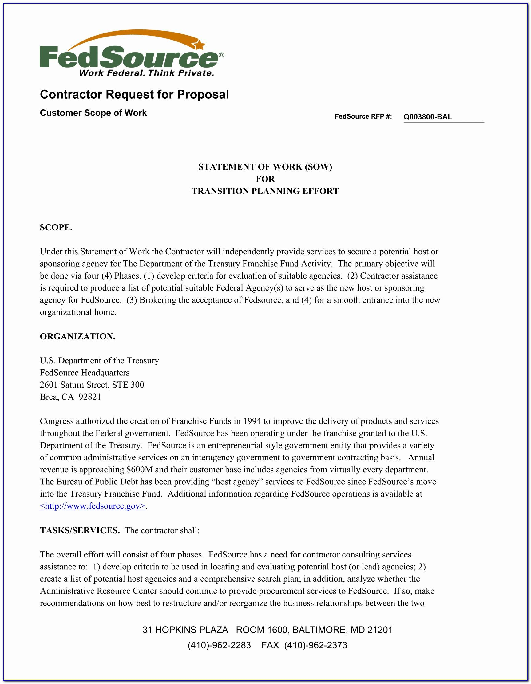 Letter Of Engagement Template Contractor Nz