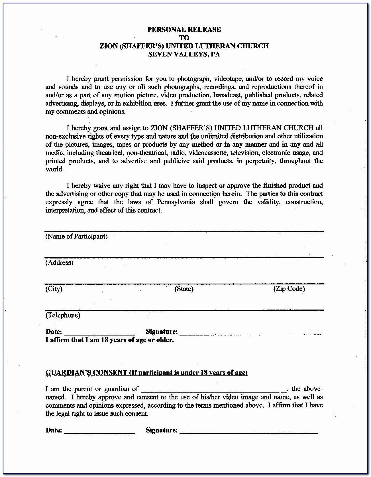 Notice Of Lien Letter Sample