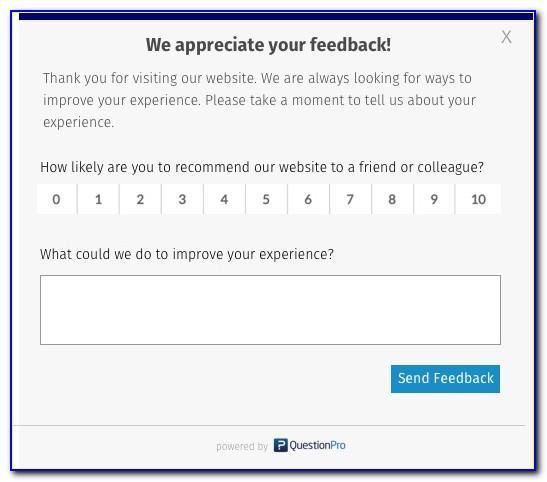 Nps Survey Question Wording