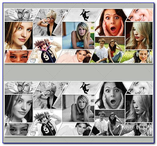 Photo Collage Templates Free Download