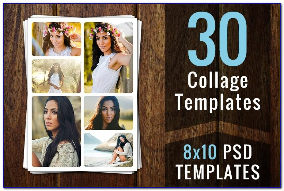 Powerpoint Photo Collage Template Download