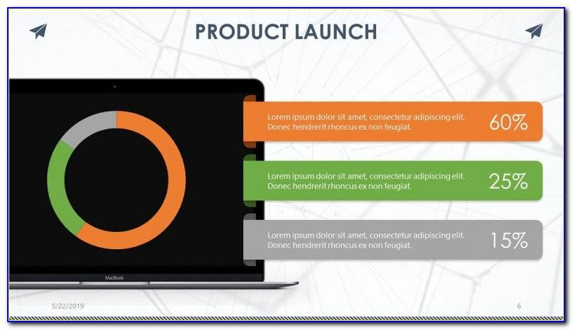 Product Launch Plan Ppt Template