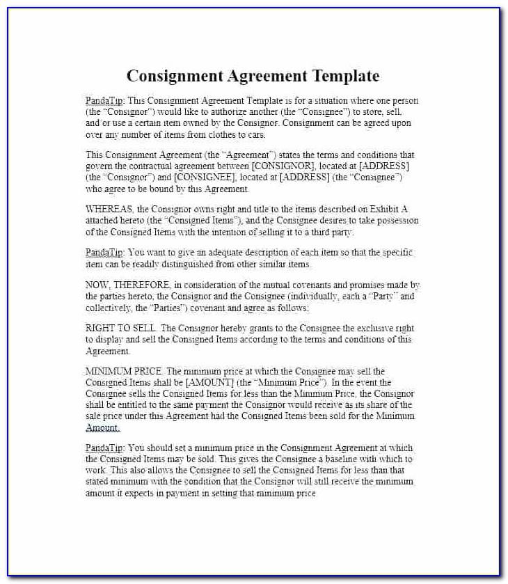 Simple Business Sale Agreement Template Free Download