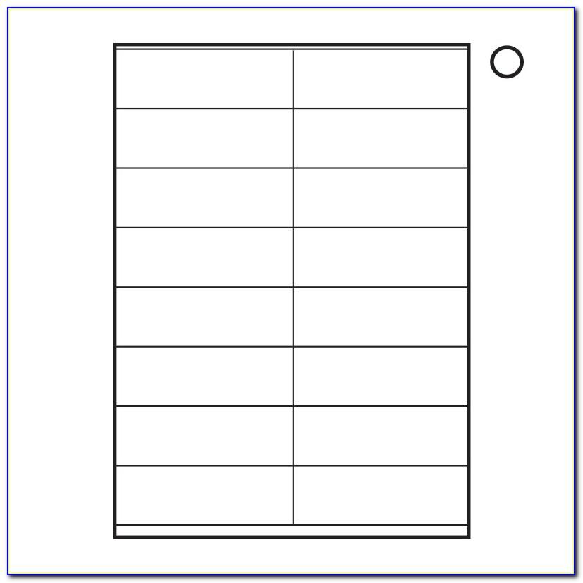 Template For Printing Labels 24 Per Sheet