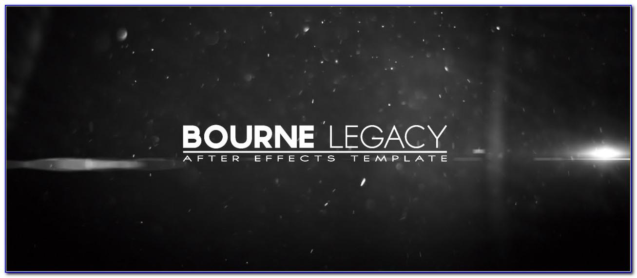 Titles After Effects Templates Shareae