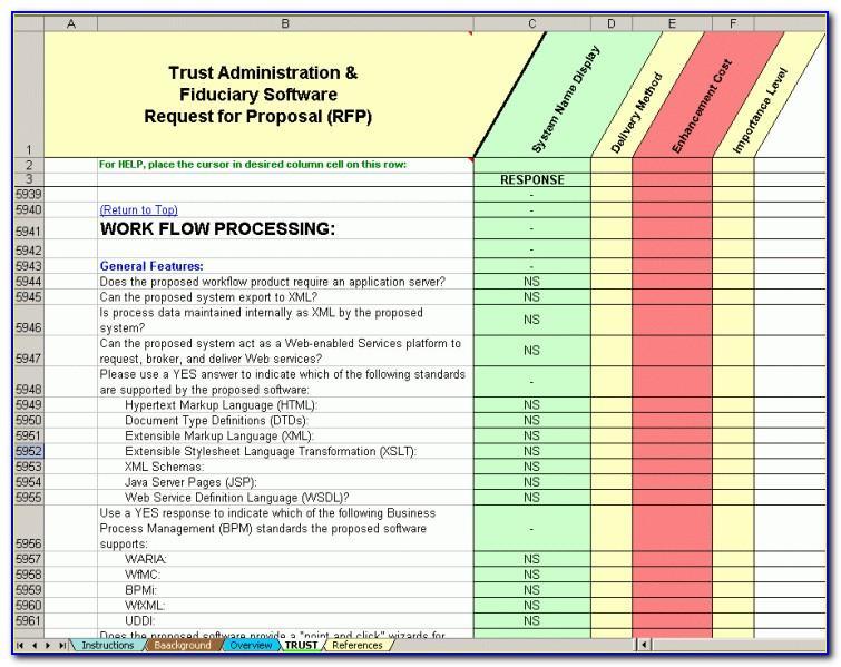 Workflow Checklist Template Word
