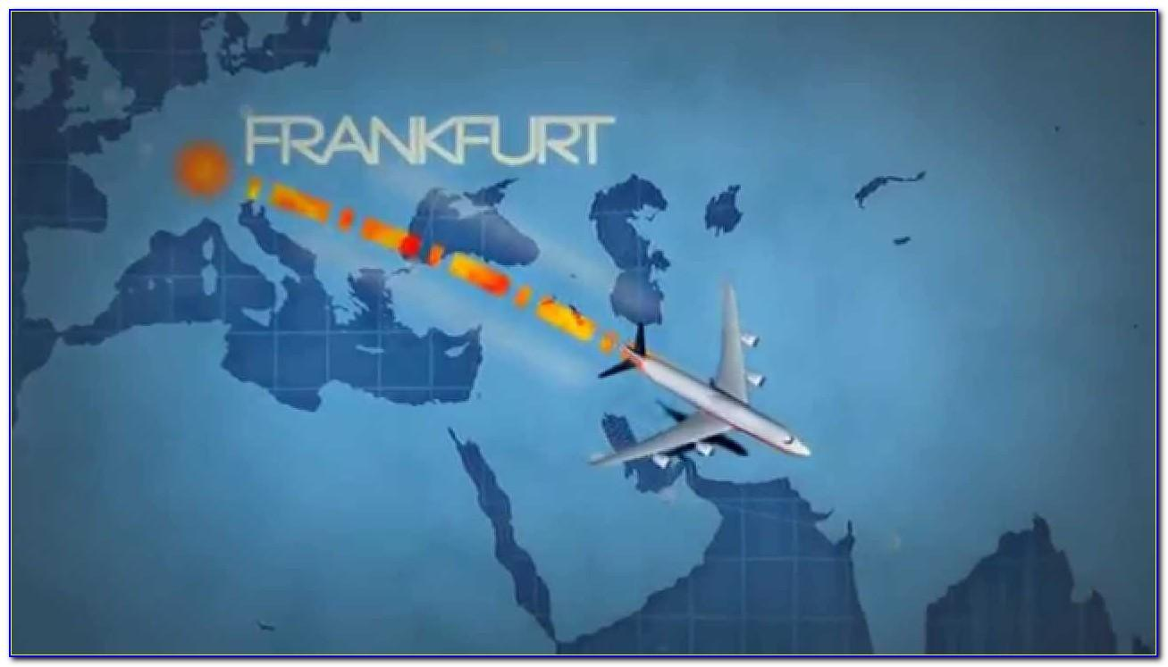 Airplane After Effects Template Free Download