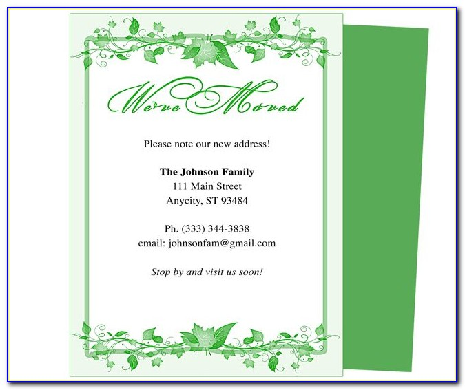 Blank Christmas Invitation Templates