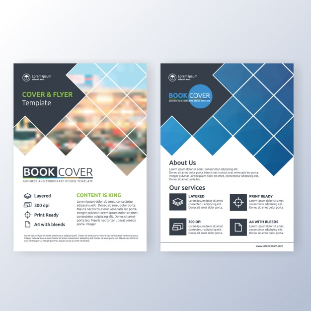 Brochure Design Template Free Download Psd