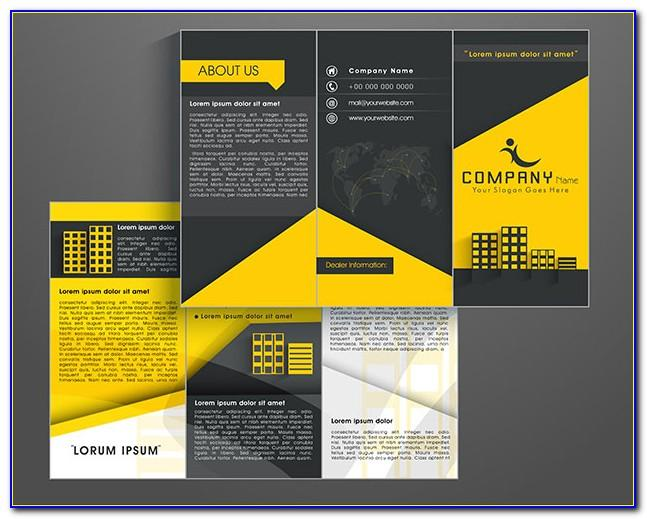 Brochure Template Free Download Photoshop
