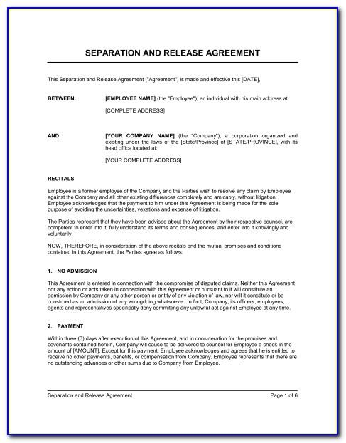 Employment Contracts Sample