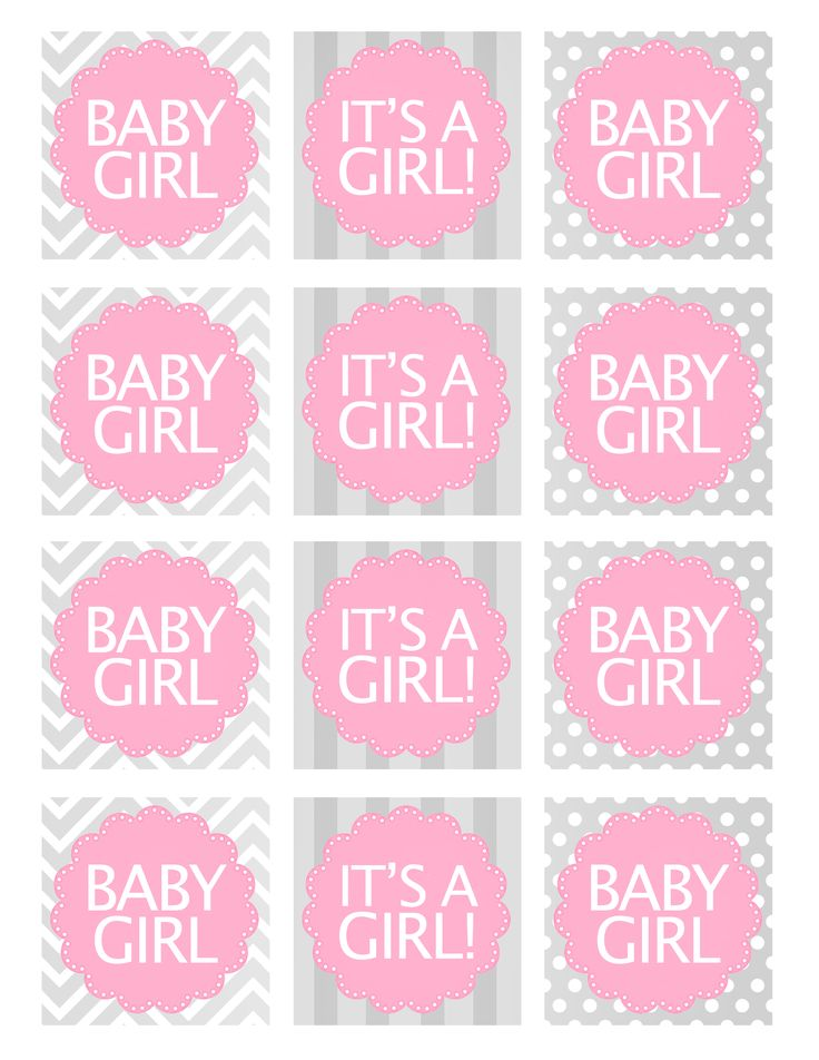Eos Baby Shower Favor Template Free
