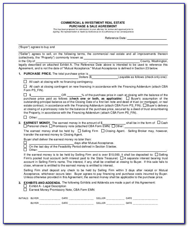 Equipment Lease Purchase Agreement Template Word