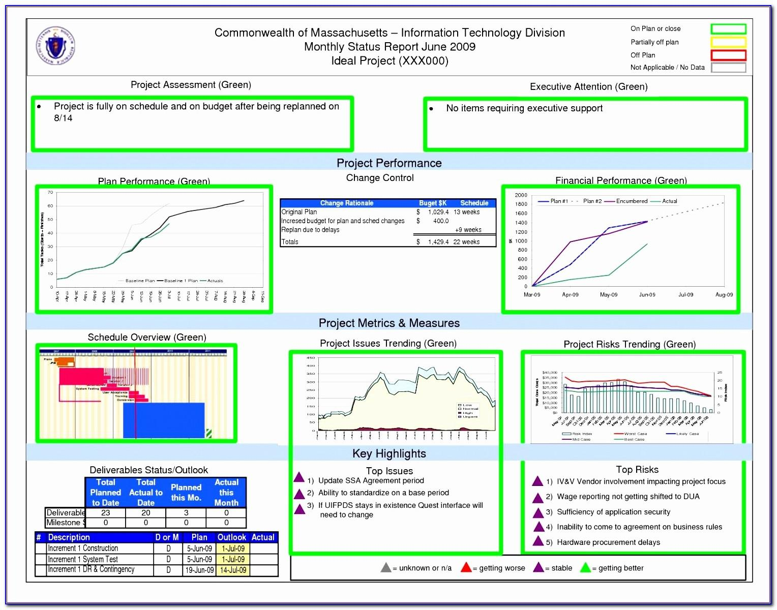 Excel Dashboard Template Download Free