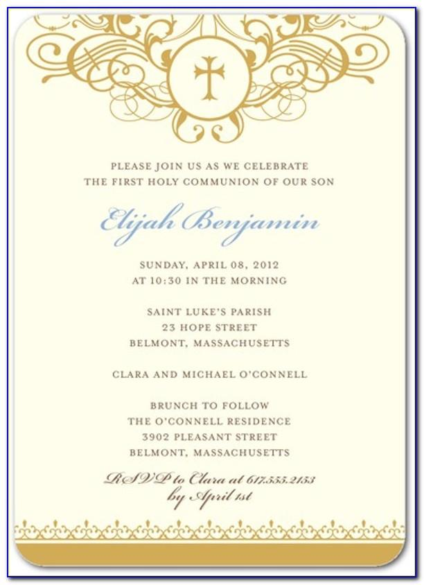 Formal Wedding Invitations Templates
