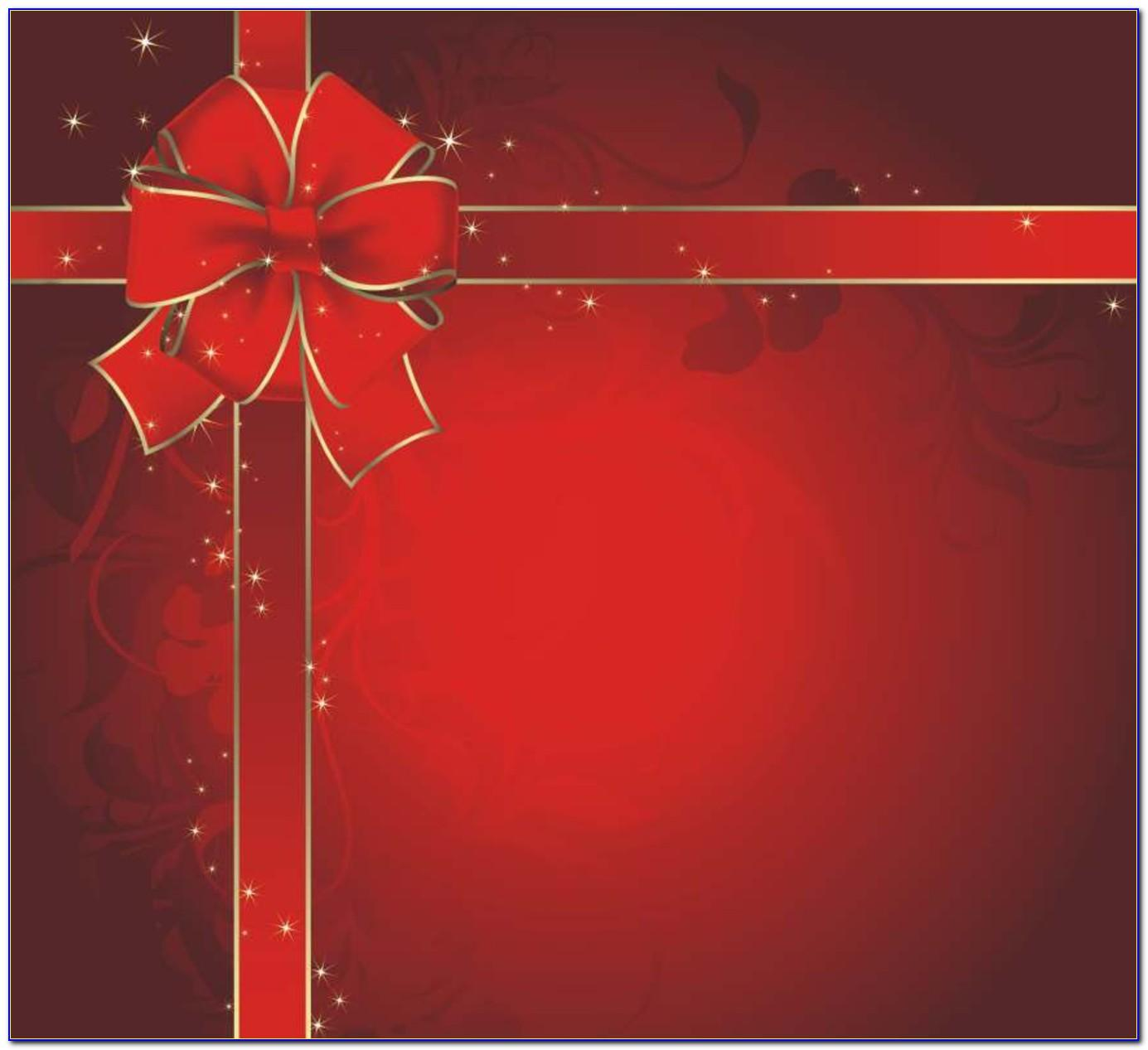 Free Christmas Flyer Templates For Word