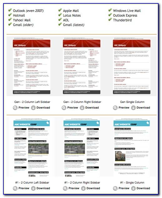 Free Marketing Emails Templates