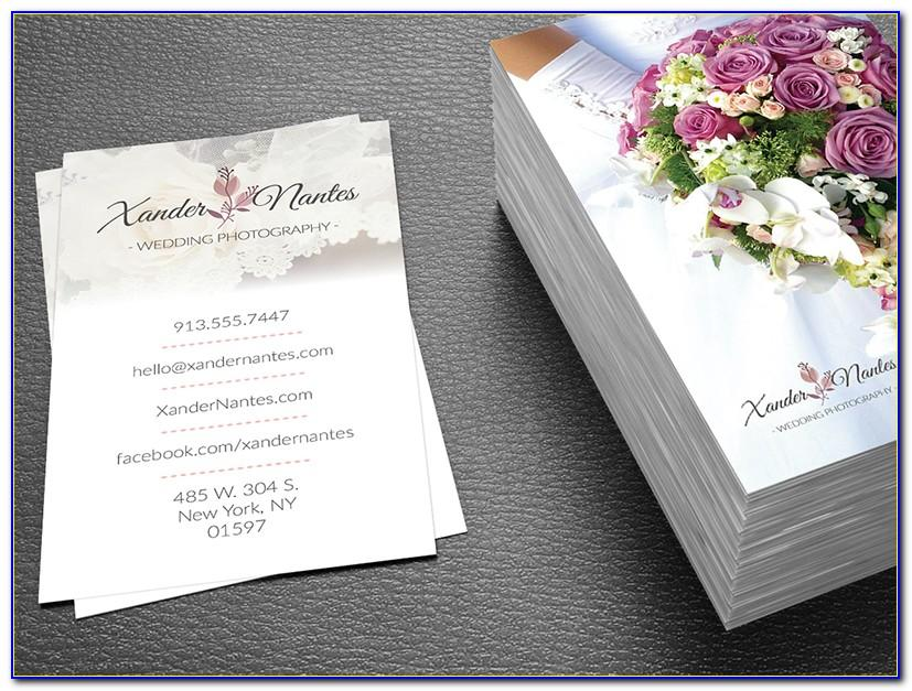 Free Photography Business Card Templates Photoshop