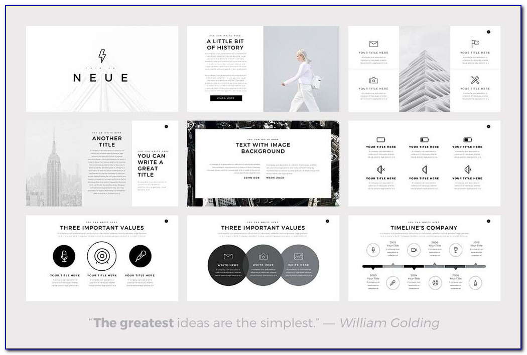Free Powerpoint Dashboard Templates