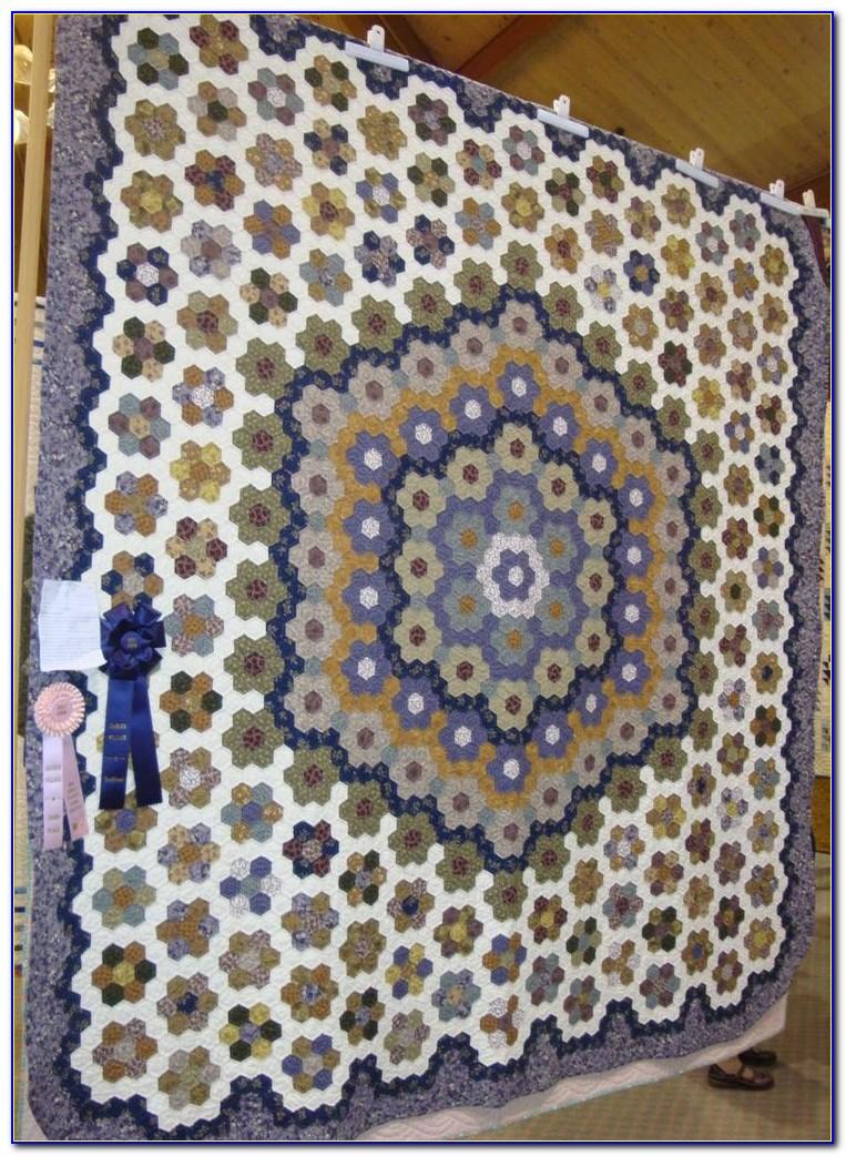 Hexagon Quilt Block Templates