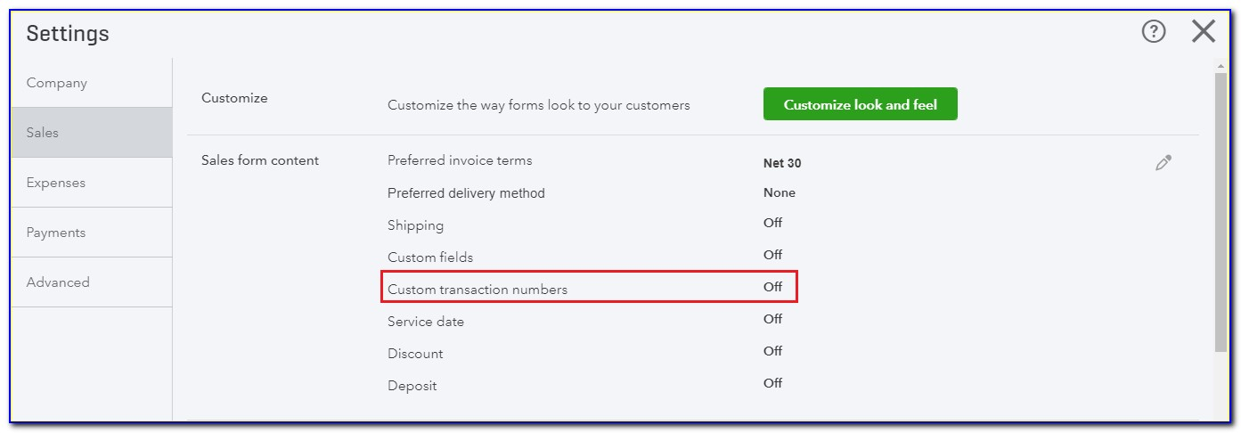 Import Invoices In Quickbooks Online