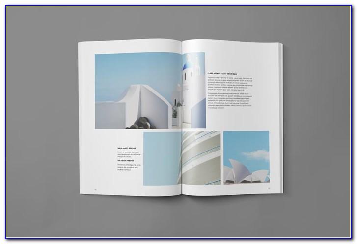 Indesign 8.5 X 11 Book Template