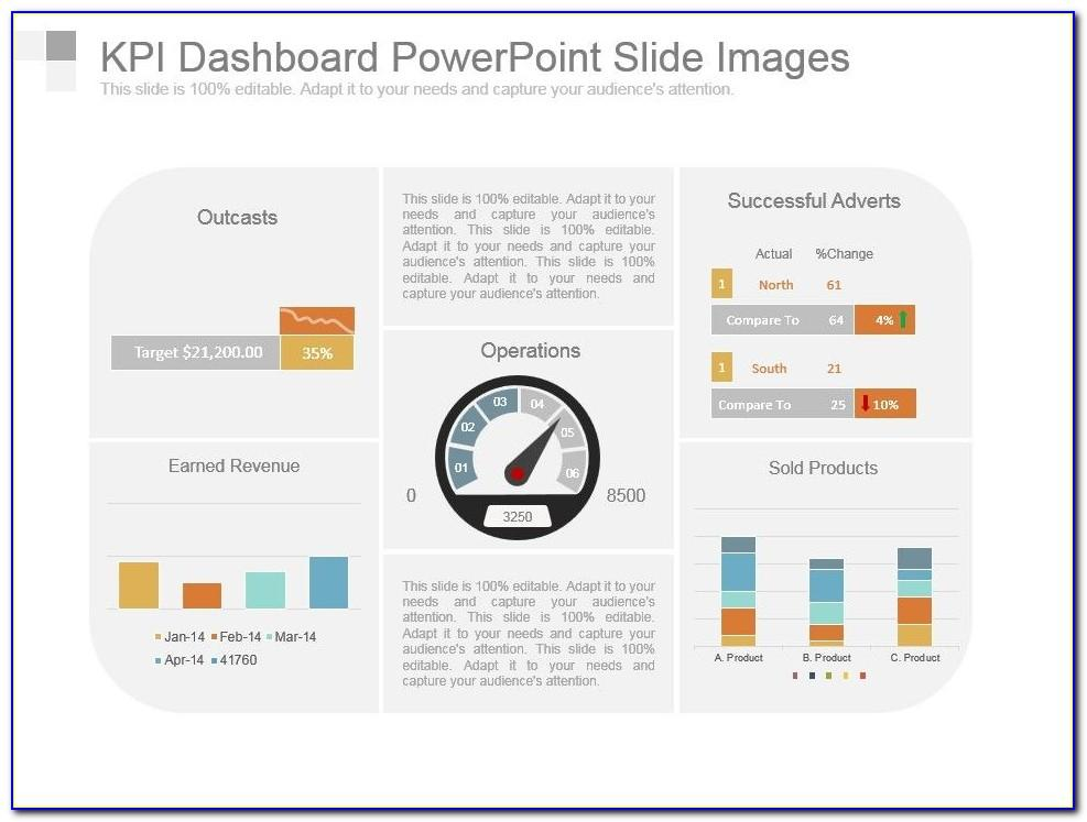 Kpi Tracking Template Excel