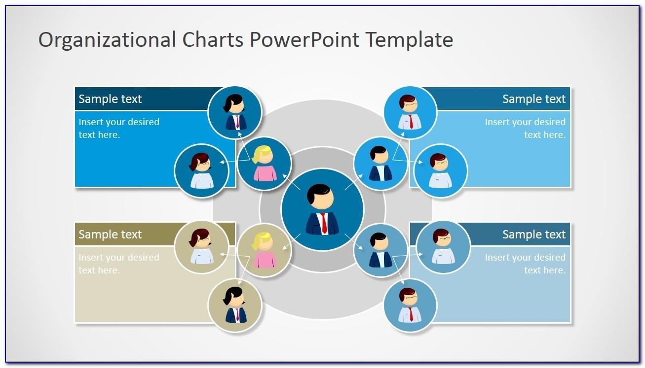 Organization Chart Template Powerpoint Download