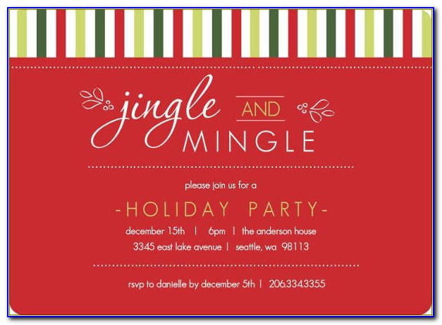 Party Invitation Templates With Photos